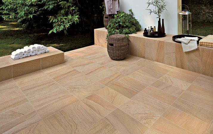 2017 Sandstone Pavers Cost